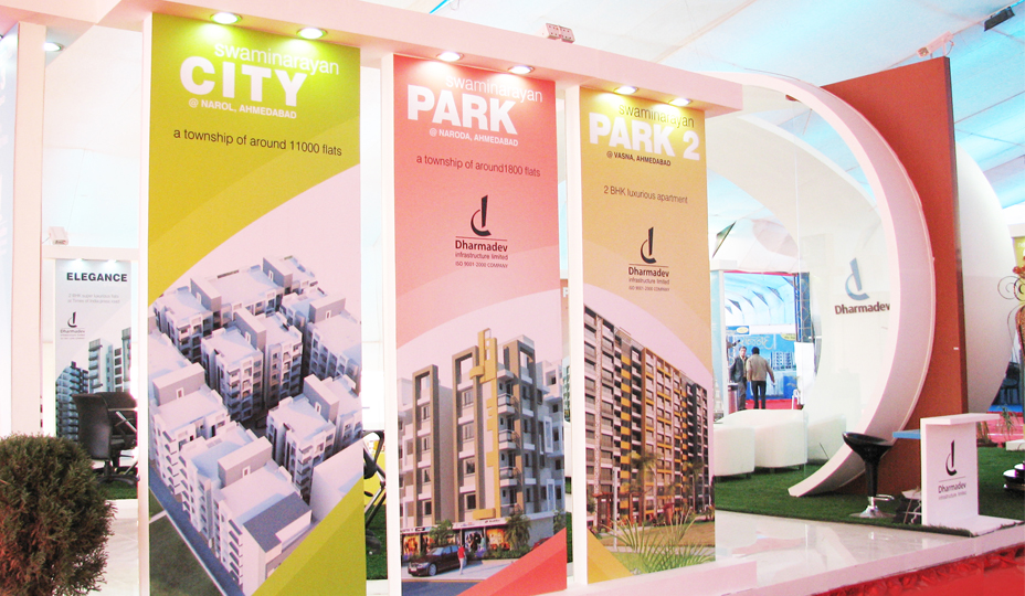 Property Exhibition Stall Design : Exhibition stall design company
