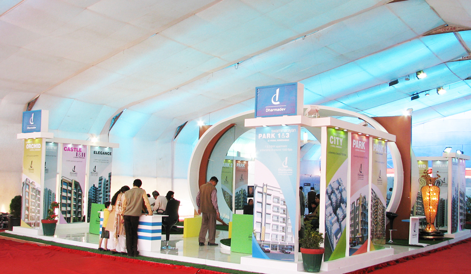 Exhibition Stall Companies : Exhibition stall design company
