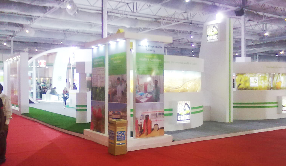Exhibition Stall Design Ahmedabad : Exhibition booth fabricator exhibition stall designer