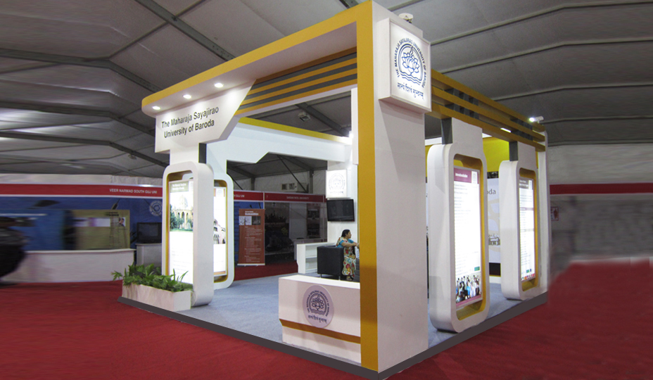 Exhibition Stall Fabrication Services Designing In Mumbai