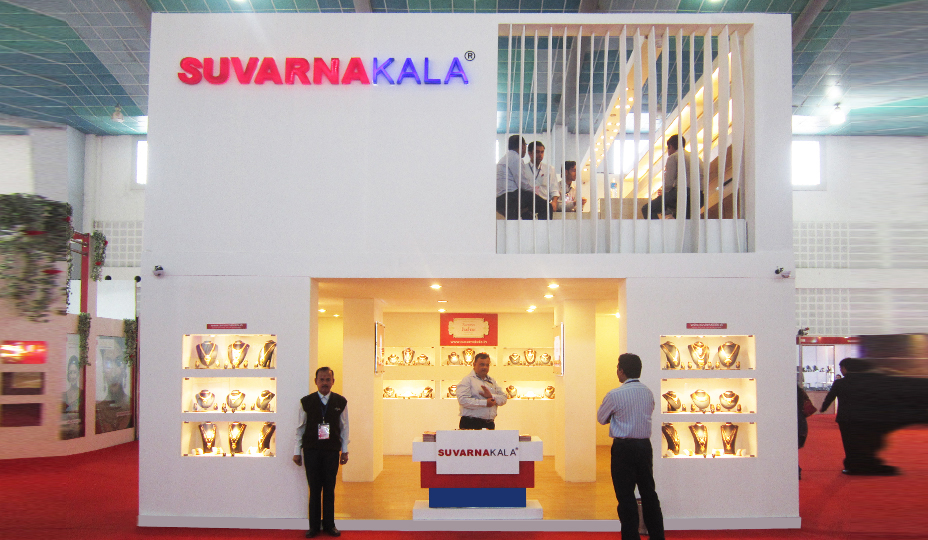 Jewelry Exhibition Stand Design : Exhibition stall fabrication stall fabrication services stall